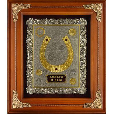 Купить Панно из металла 34х29см в Москве