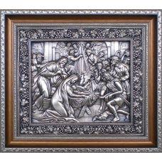 Картина Рождество Христово 38х43см