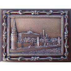 Панно с видом Москвы 30х23см