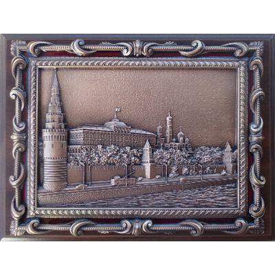 Купить Панно с видом Москвы 30х23см в Москве