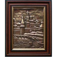 Картина Старая Москва 25х20см