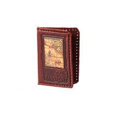 Обложка для паспорта «Престиж» 009-08-05М