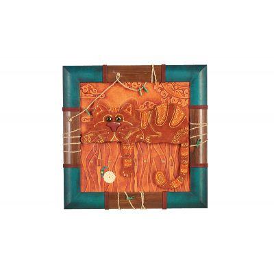 Купить Панно «Рыжик» 055-07-35М в Москве