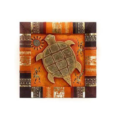 Купить Панно «Черепаха» 036-07-02К в Москве