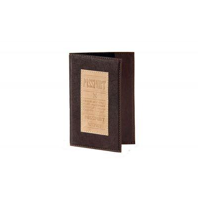 Купить Обложка для паспорта «Статус» 009-07-09М в Москве