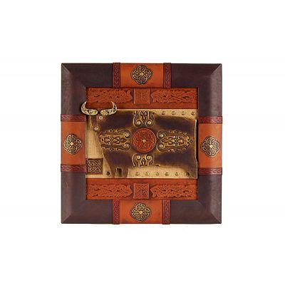 Купить Панно «Золотые рога» 036-07-12 в Москве