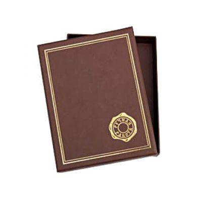 Купить Коробочка подарочная Уп-03-03 коричневый в Москве
