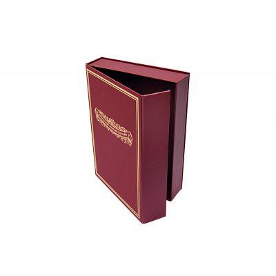 Купить Подарочная коробочка Уп-08-02 бордо в Москве