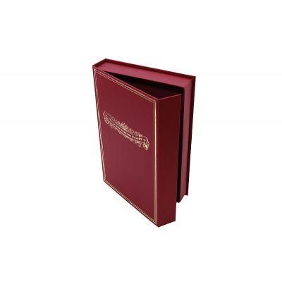 Купить Подарочная коробочка Уп-06-02 бордо в Москве