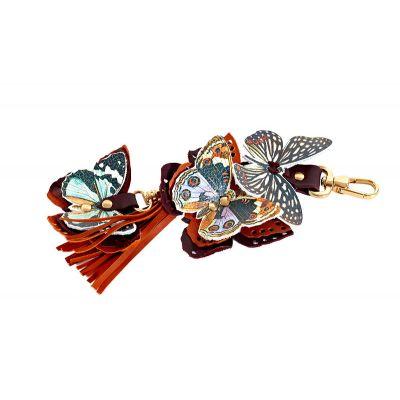 Купить Брелок «Бабочки» 040-11-02 в Москве
