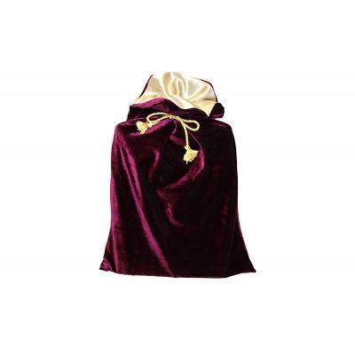 Купить Мешок подарочный М-4 бордо М-4 - бордо в Москве