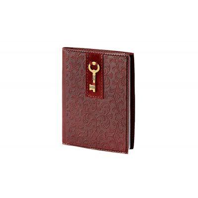 Купить Обложка для водительского удостоверения «Золотой ключик» 003-08-13 в Москве