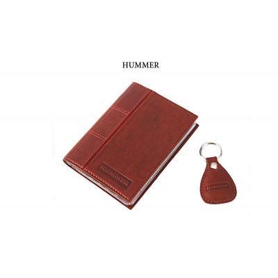 Купить Обложка для водительского удостоверения с брелком «HUMMER» 065-07-71М в Москве