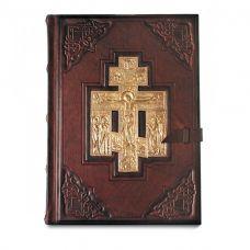 Библия большая с литьем арт. 028л) EB-028(л)