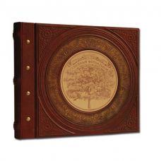 Семейный фотоальбом в стиле 19 века EB-519 модель 4