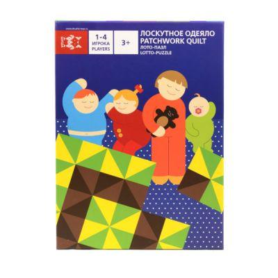 Купить Лото-пазл «Лоскутное одеяло» в Москве
