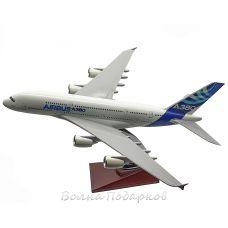 Модель Самолета АIRBUS A380,36см