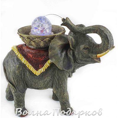 Купить Фонтан настольный Слон в Москве