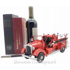 Ретро модель пожарной машины,34см