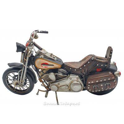 Купить Модель мотоцикла 30 см, металл в Москве