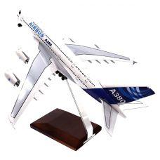 Самолет АIRBUS A380,высота 23см
