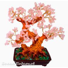 Деревце счастья Нежная сакура ,30см
