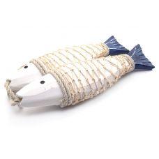 Рыбы из дерева,для декора,27см