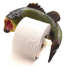 Держатель для туалетной бумаги Рыба