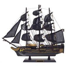 Пиратский корабль,  размеры 43х47см