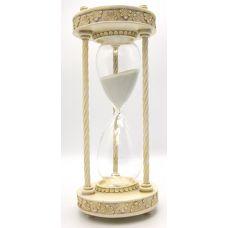 Большие Песочные часы Барокко на 45 минут,высота 33см