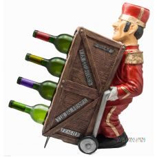 Напольный держатель для бутылок Портье