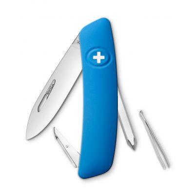 Купить Нож SWIZA D02 синий, 75 мм, 6 функций в Москве