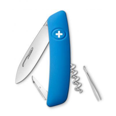 Купить Нож SWIZA D01 синий, 75 мм, 6 функций в Москве
