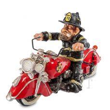 RV-293 Фигурка ''Пожарный Байкер'' (W.Srtatford)