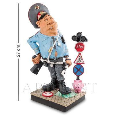 Купить STD-05 Статуэтка Полицейский