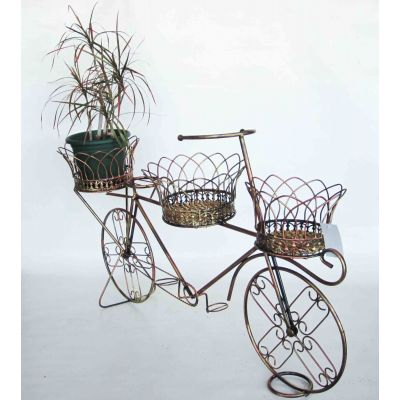 """Купить Подставка для цветов """"Большой велосипед"""" в Москве"""